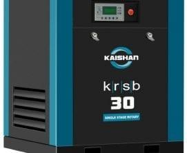 krsb belt driven air compressor